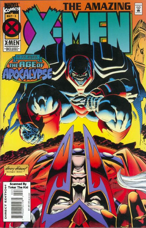 Magneto vs. Apocalypse