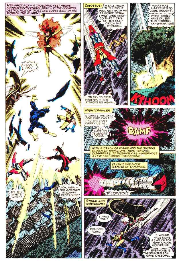 Dark Phoenix Saga 1 (3)