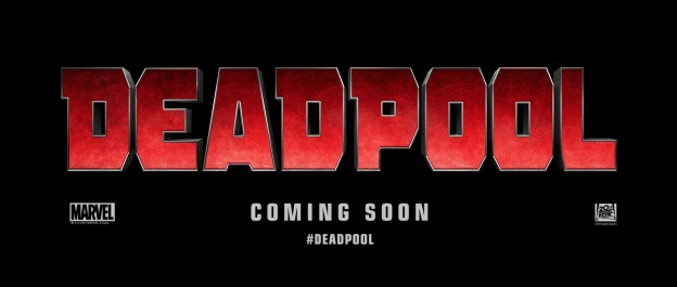 Deadpool official movie logo