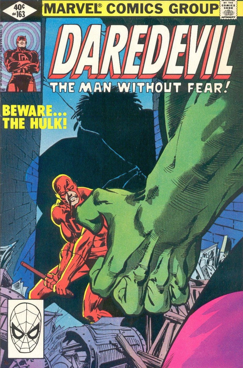 Daredevil Vs. the Incredible Hulk