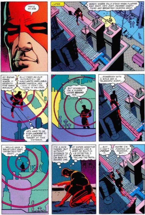 Daredevil vs. The Punisher