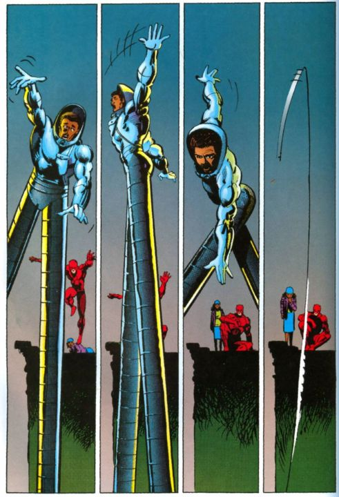 Daredevil vs. Stilt-Man
