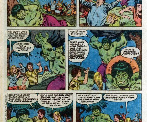 Incredible Hulk Ad
