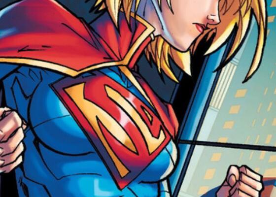 supergirl vs. red hood