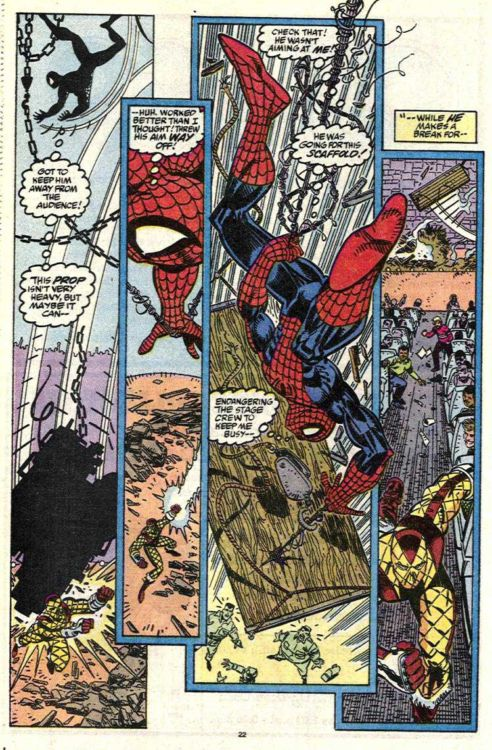 spider-man vs. shocker 4