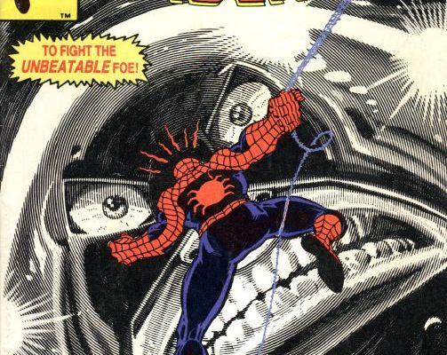 The Amazing Spider-Man vs. The Juggernaut
