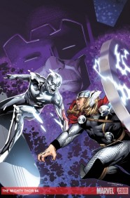 Thor vs. Silver Surfer