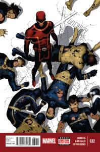 Uncanny X-Men #32 Cover