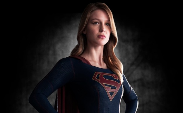 First Look_Melissa Benoist as Supergirl3