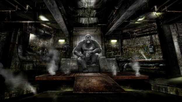 gorilla grodd concept art