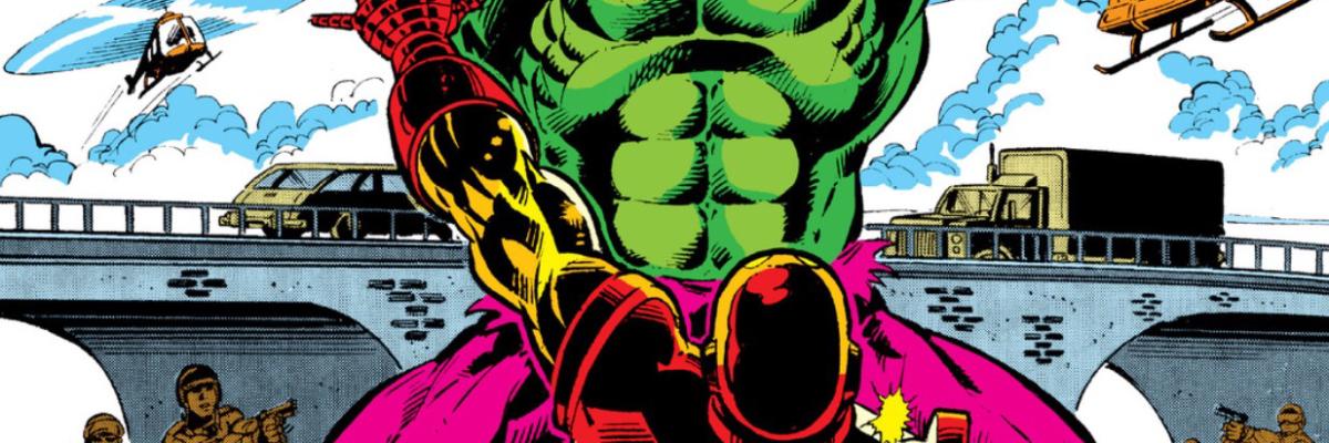 Iron Man vs. The Incredible Hulk