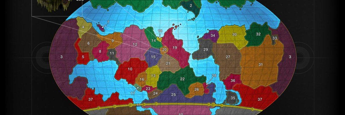 secret wars battleworld map
