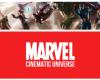 marvel cinematic universe title card