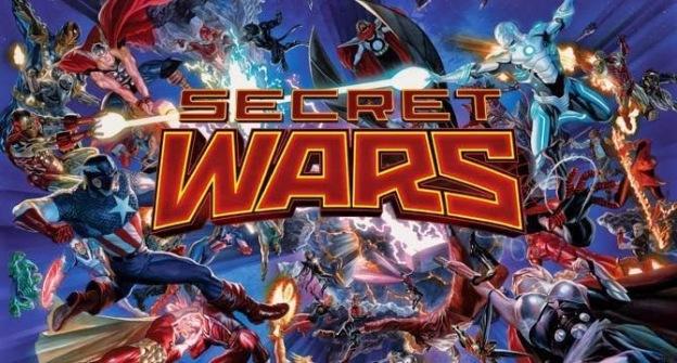 ultimate universe secret wars battleworld manhattan