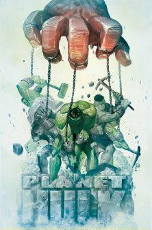 Planet Hulk Secret Wars