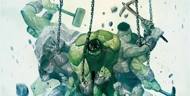 Planet Hulk Secret Wars