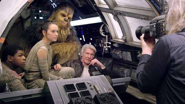Star Wars_The Force Awakens_Vanity Fair_BTS