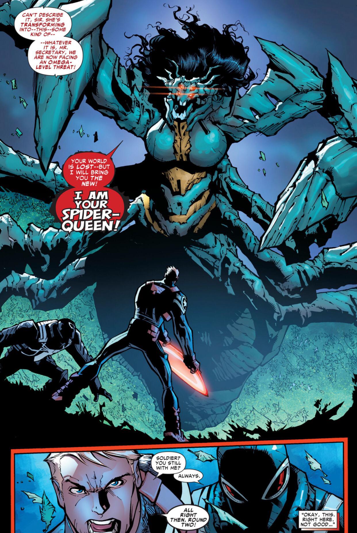 marvel comics top 5 killer queens