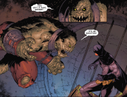 Batman vs. Killer Croc