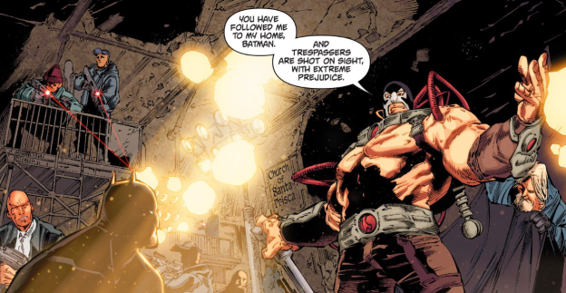Batman Arkham Knight #17 – Batman vs  Bane (Part 3) |