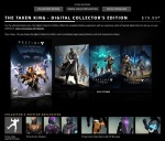 the taken king digital collectors edition