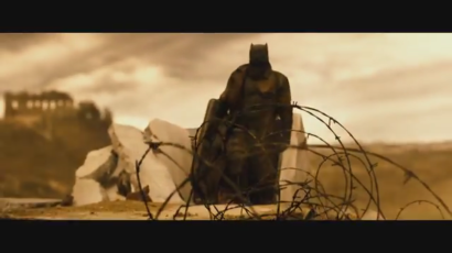 Batman V Superman Dawn of Justice desert camo