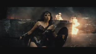 Batman V Superman Dawn of Justice Wonder Woman