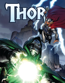 Thor vs. Doctor Doom