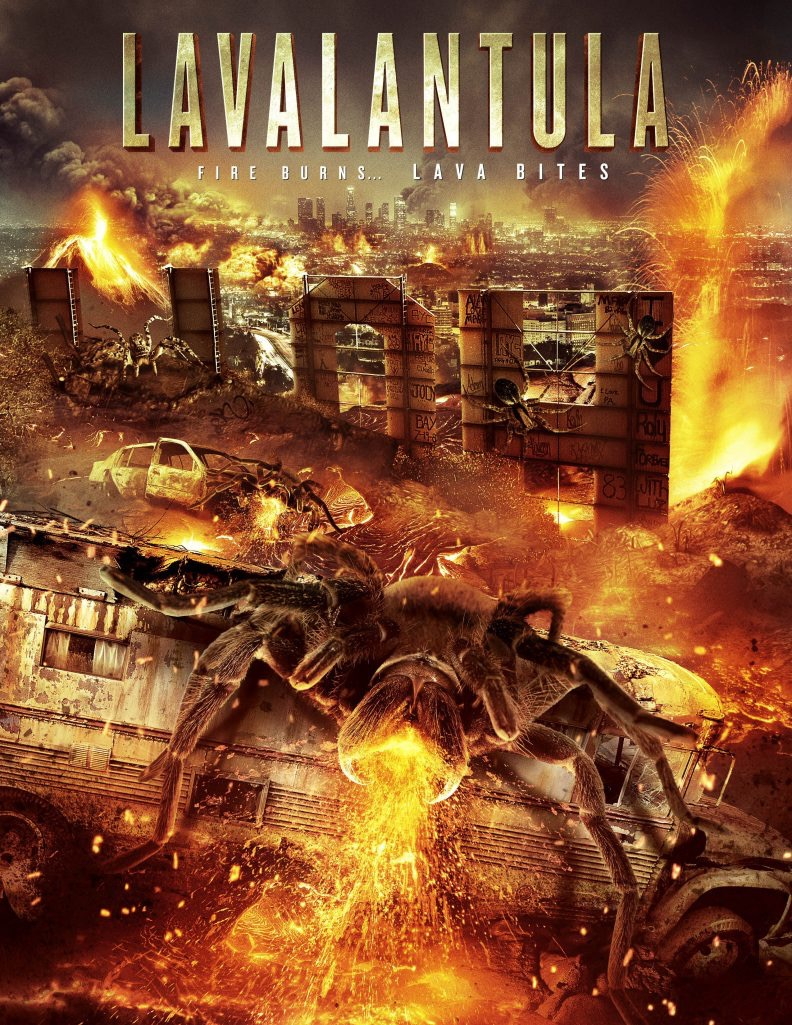 lavalantula movie poster