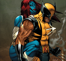Wolverine vs. Mystique