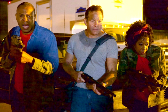 TV STILL -- DO NOT PURGE -- LAVALANTULA -- Pictured: (l-r) -- (Photo by: Jason Lester/Valiant Days Distribution, LLC)