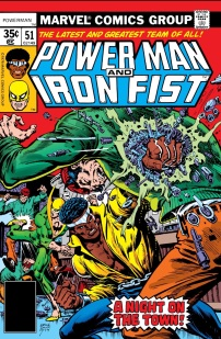 Power Man and Iron Fist #51
