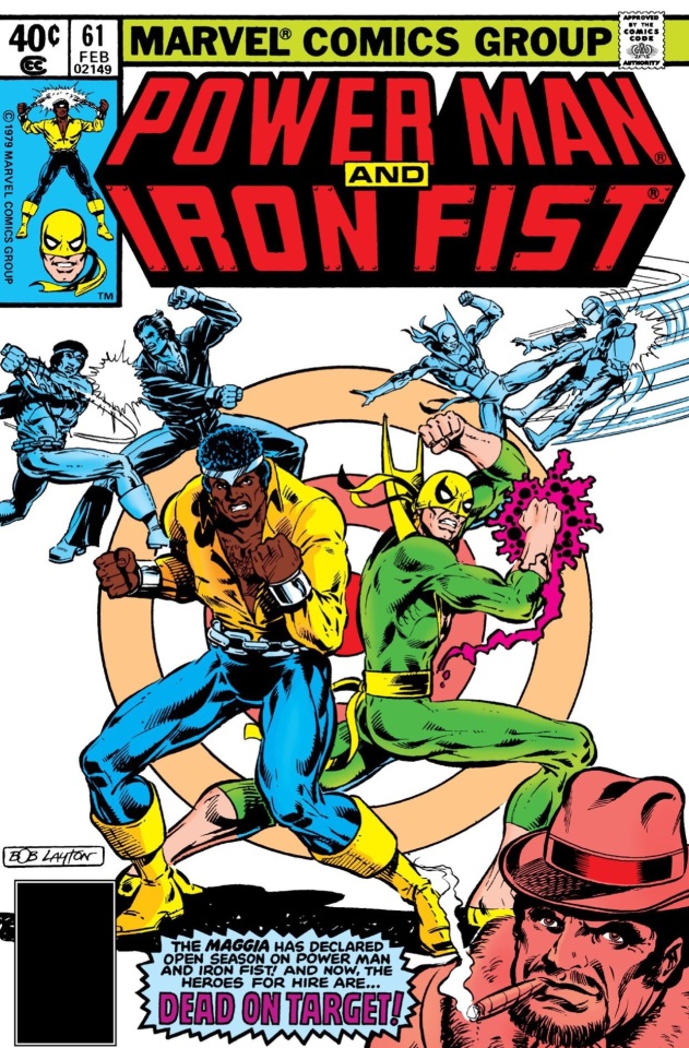 Power Man and Iron Fist #61