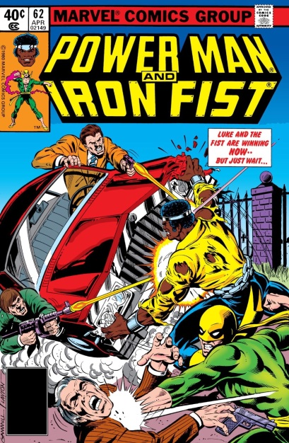 Power Man and Iron Fist #62