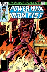 Power Man and Iron Fist #63