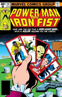 Power Man and Iron Fist #64