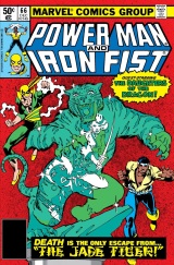 Power Man and Iron Fist #66