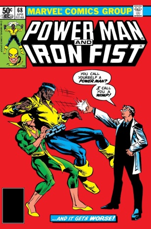 Power Man and Iron Fist #68