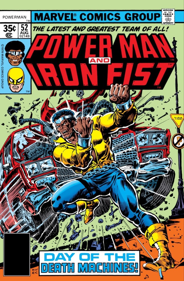 Power Man and Iron Fist #52