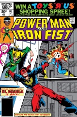 Power Man and Iron Fist #65