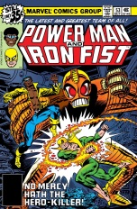 Power Man and Iron Fist #53