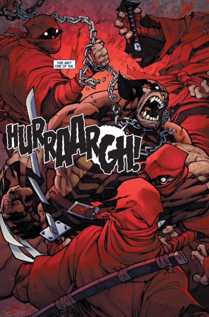 Wolverine Berserker