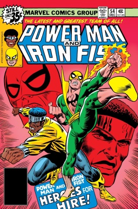 Power Man and Iron Fist #54