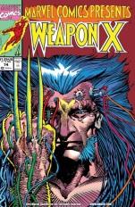Marvel Comics Presents: Weapon X