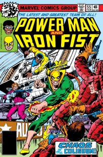 Power Man and Iron Fist #55