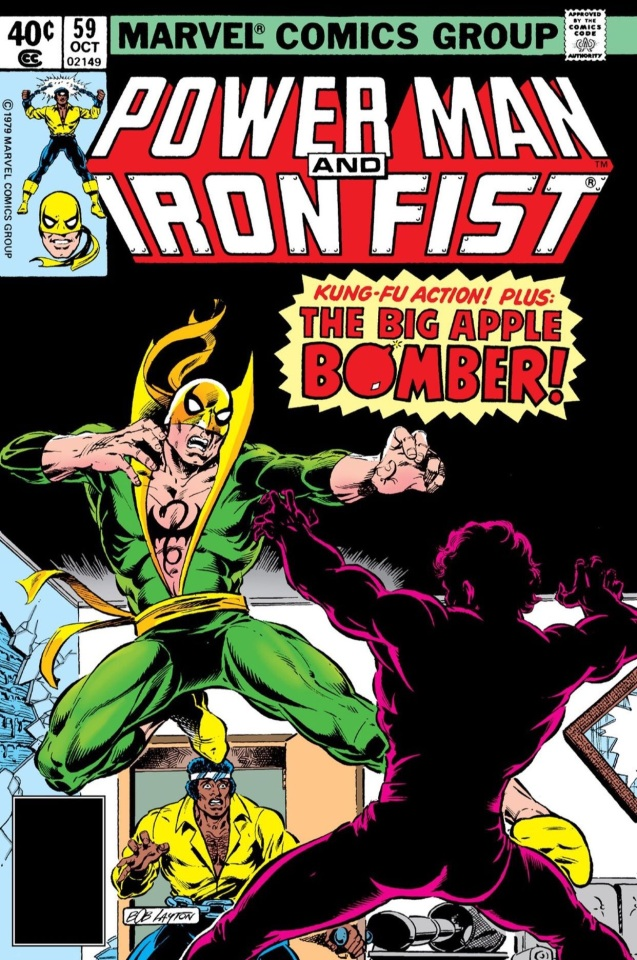 Power Man and Iron Fist #59
