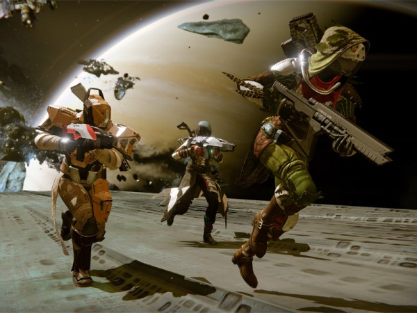 Destiny The Taken King New Strikes