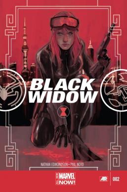 Black Widow #2
