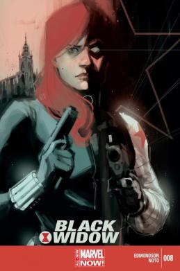 Black Widow #8