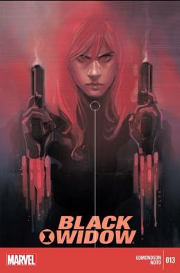 Black Widow #13